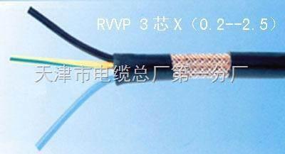 现货直销RVVP软芯屏蔽电话线