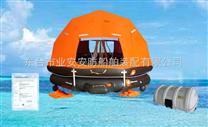 KHZ型自扶正气胀救生筏  救生筏规格