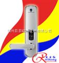 海贝斯SZ6010指纹智能防盗门锁