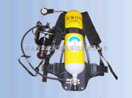 空气呼吸器 呼吸器规格