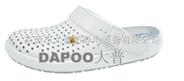 三家热供防静电鞋,DP-541防静电洞洞鞋报价