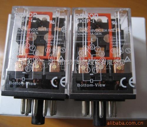 继电器定时器220电机接线图