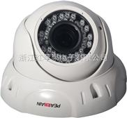 PE9665Q系列-點陣式外調焦紅外半球攝像機