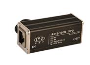 雷震子单路网络信号防雷器RJ45-100M