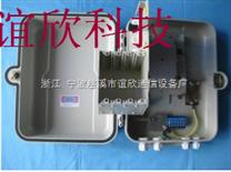 壁挂式16芯光分路器箱型号 16芯光分路器箱价格 应用 图片!126