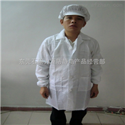 批发供应防静电衣服 防静电大褂 防静电工作衣服。