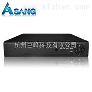 巨峰H.264 4路高清硬盘录像机dvr 实时D1录像 云监控不限网络