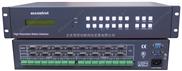 8进8出VGA音视频切换矩阵,八进八出VGA矩阵,VGAA0808
