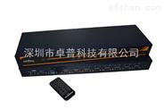 8进1出机架式VGA音视频自动切换器LEZOA SVR108A