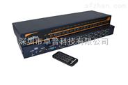 16进1出16口机架式VGA自动切换器LEZOA SVR116