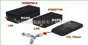 1.5W便携式COFDM移动视频无线发射机,湖北隐蔽型无线传输,汽车无线监控摄像头