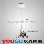GSFW6130B-球灯移动照明车