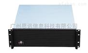 思讯高清监控电视墙服务器,一接四屏电视墙,高清数字矩阵