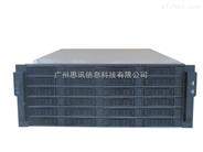思讯60盘位高密度双控存储设备,IPSAN磁盘阵列