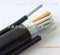 行车的手柄线KVVRC钢丝加强芯抗拉电缆