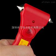 双锤头90度硬度汽车安全锤 公交车消防锤 客车电子安全锤