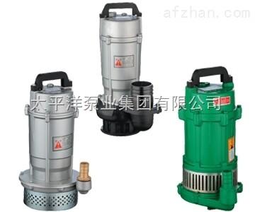 wqd-单相潜水排污泵