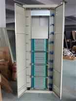总配线架冷轧板ODF配线柜直插盘式720芯ODF光钎配线架满配价格