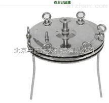 单式平板双层过滤器 直径150mm,材质:不锈钢316L 型号:TYC2-150库号:M400646