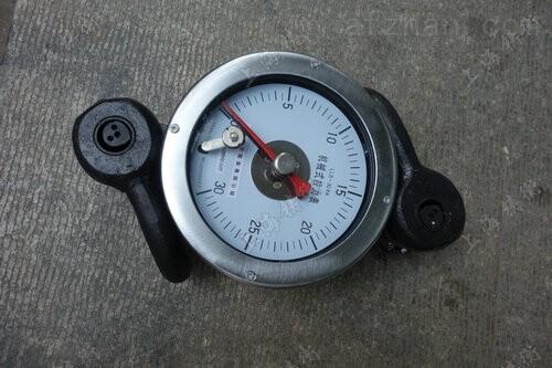 修井用的机械式拉力表