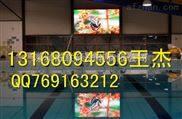 国美电器门口P4全彩色LED显示屏多少钱