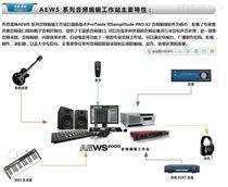 傳奇非編系統總代理直銷edws4000虛擬演播室制作