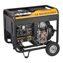 汉萨柴油发电电焊机HS6500EW报价