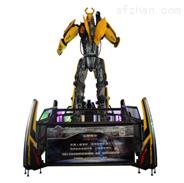 大型娱乐机器人大黄蜂租赁