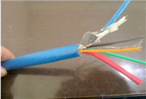 RVVP2双绞屏蔽软电缆