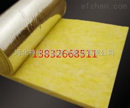 5-15厘米河北玻璃丝棉厂家**玻璃棉毡应用范围广