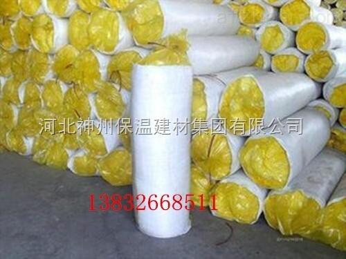 乌鲁木齐市玻璃棉毡【玻璃棉卷毡】大型生产线生产厂家