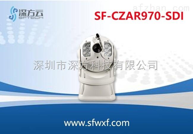 车载云台摄像机 SDI车载无线监控 安徽消防车无线图传