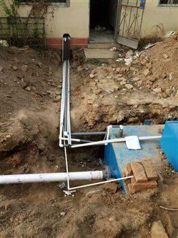 3m³/h地埋式污水处理设备报价