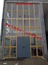 热力站钢制铝合金泄爆窗 质量保障 质优价廉