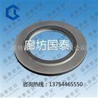 DN100浙江不锈钢金属缠绕密封垫片,2224内外环缠绕垫片