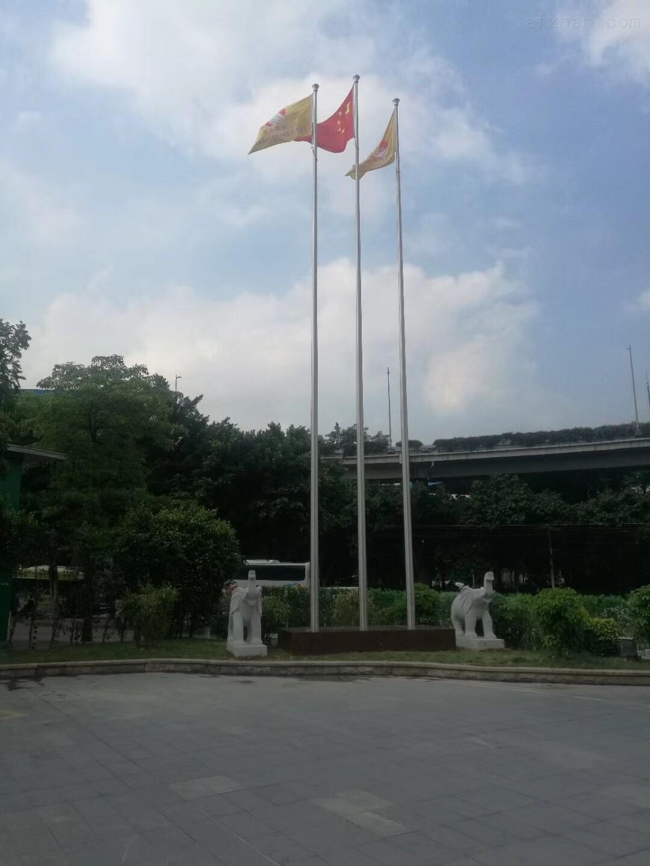 湖南长沙旗杆制作厂家,长沙做国旗杆的生产厂家