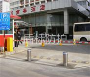 广西南宁自动升降桩液压不锈钢挡车桩价格