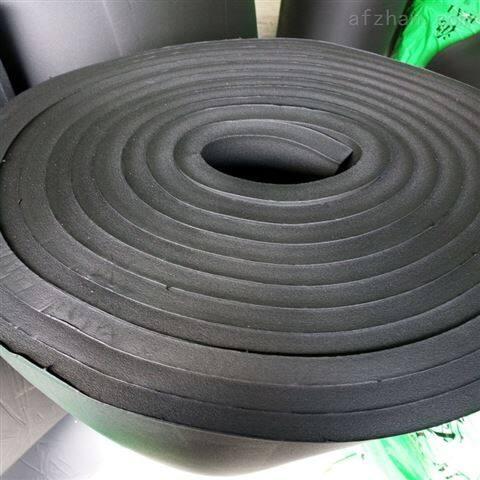 发泡橡塑保温板多少钱一平米