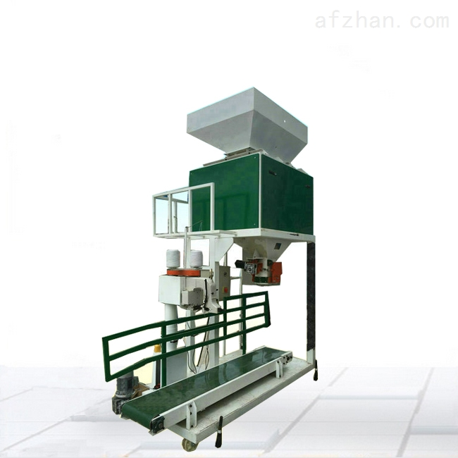 大米豆类定量称重包装机