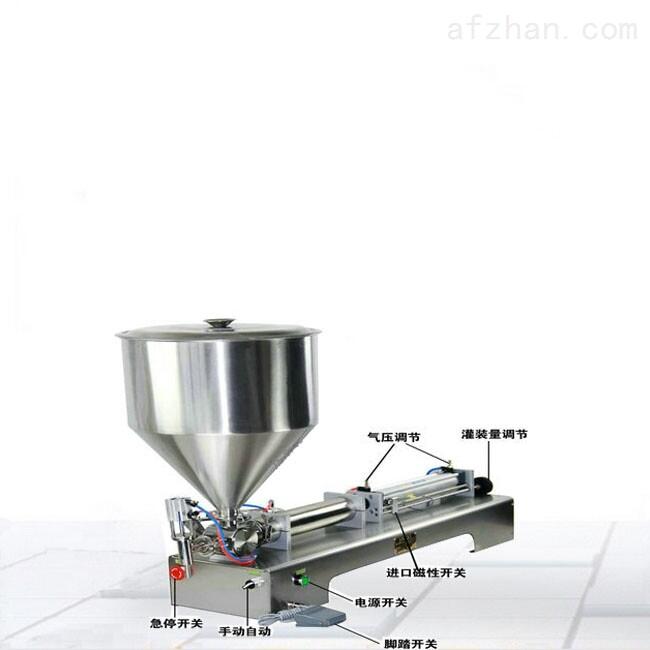 上海膏体定量灌装机