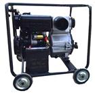 4寸柴油机双吸污泥泵