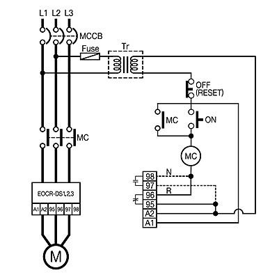 eocr-ds1,eocr-ds2,eocr-ds3电动机保护器