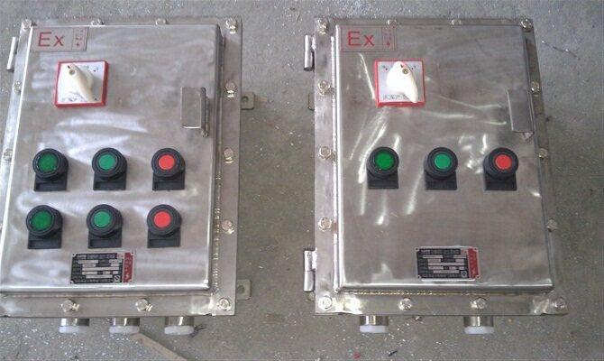 不锈钢接线箱304不锈钢防爆仪表箱316不锈钢防爆控制开关箱 计量单位