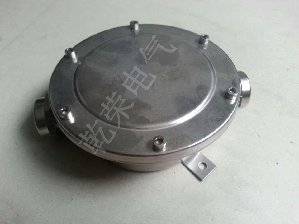 防爆不锈钢接线盒-【ah-ss防爆不锈钢接线盒iic】