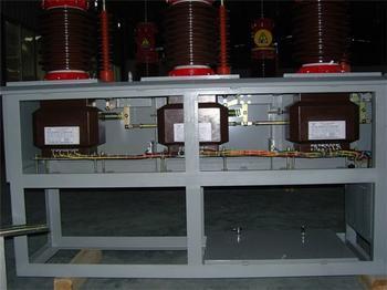 zw7-40.5 户外高压真空断路器