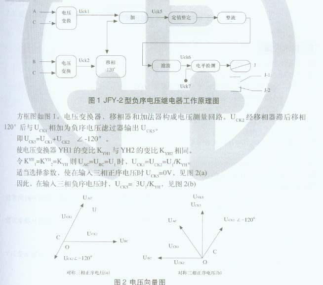 继电器背后接线图如图3所示