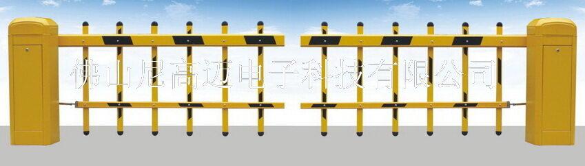 道闸控制板接线图接好机箱线路和相关外围设备控制