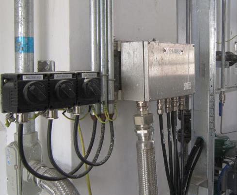 仪表柜接线端子
