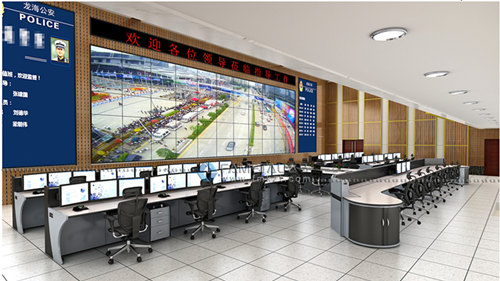 飞马风系列-供应飞马主控桌 指挥中心控制台 调度中心