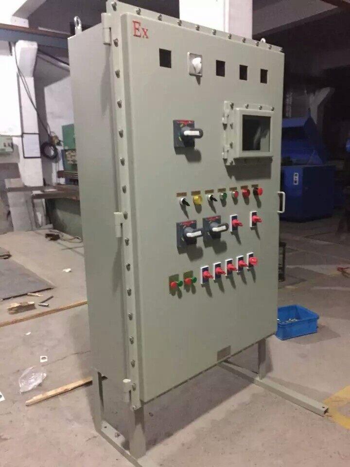 不锈钢防爆正压柜,通风型防爆配电柜供应商